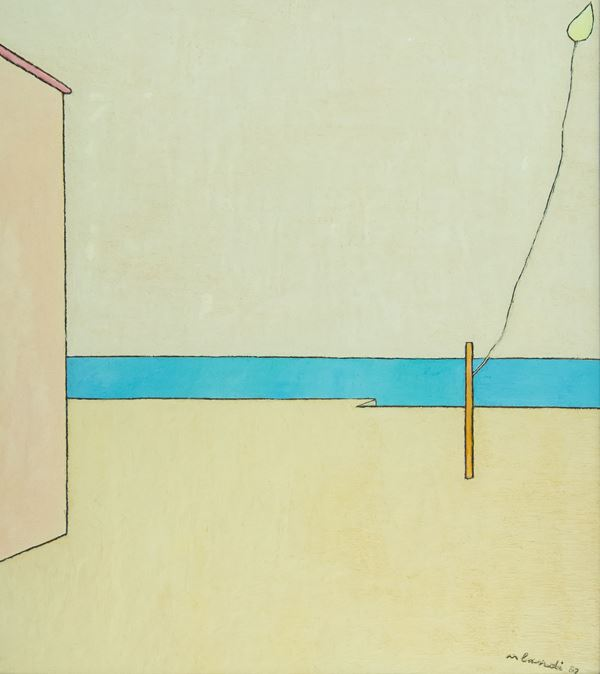 Marcello Landi - Paesaggio