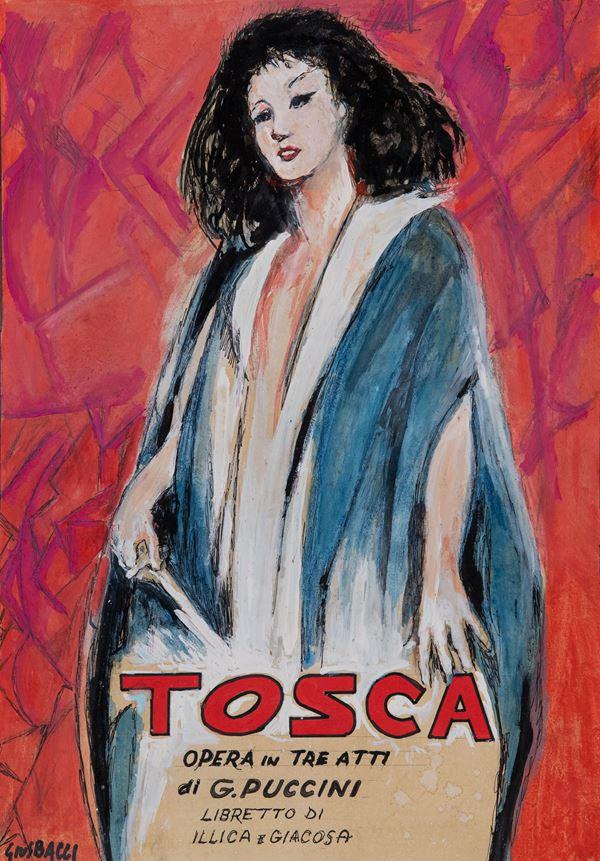 Giuseppe Bacci - Tosca