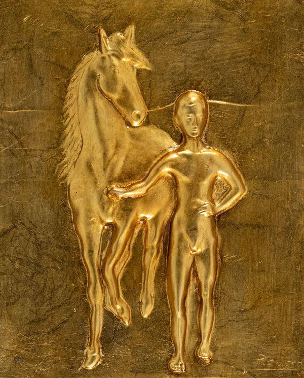 Pablo Picasso - Ragazzo e cavallo