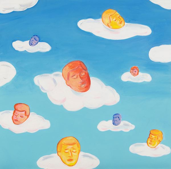 Gianni Cella - Testine fra le nuvole
