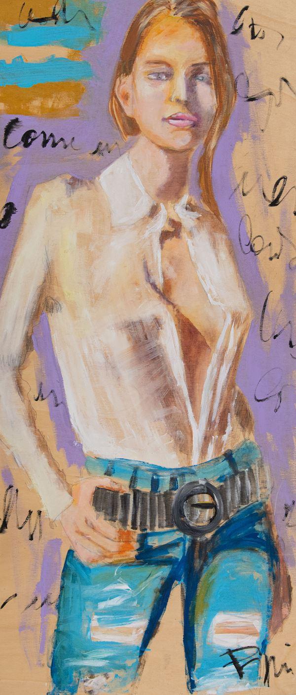 Alfredo Pini - Figura