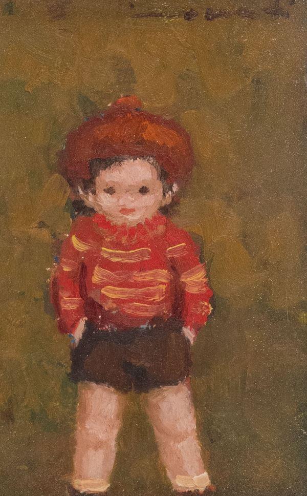 Mario Innocenti - Bambino