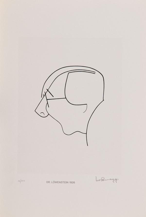 Ivo Pannaggi - Caricature e astrazioni figurative
