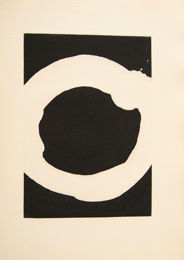 """Jiro Yoshihara - Senza titolo da """"Paroles Peintes"""""""
