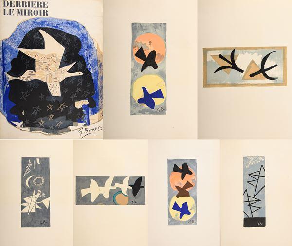 Georges Braque - Derriere le Miroir