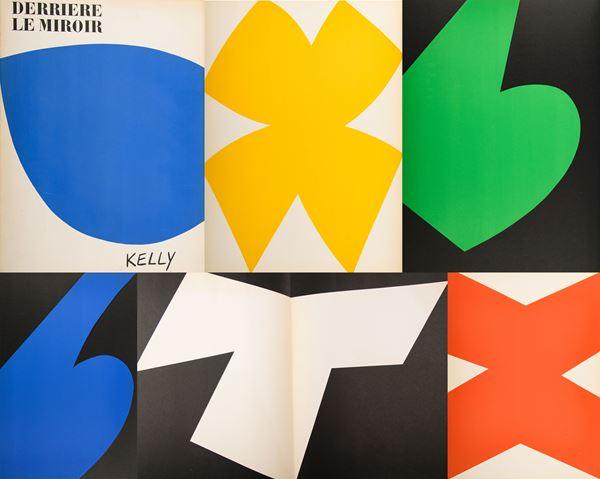 Ellsworth Kelly - Derriere le Miroir