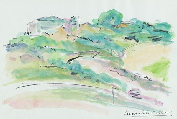 Leonardo Castellani - Paesaggio