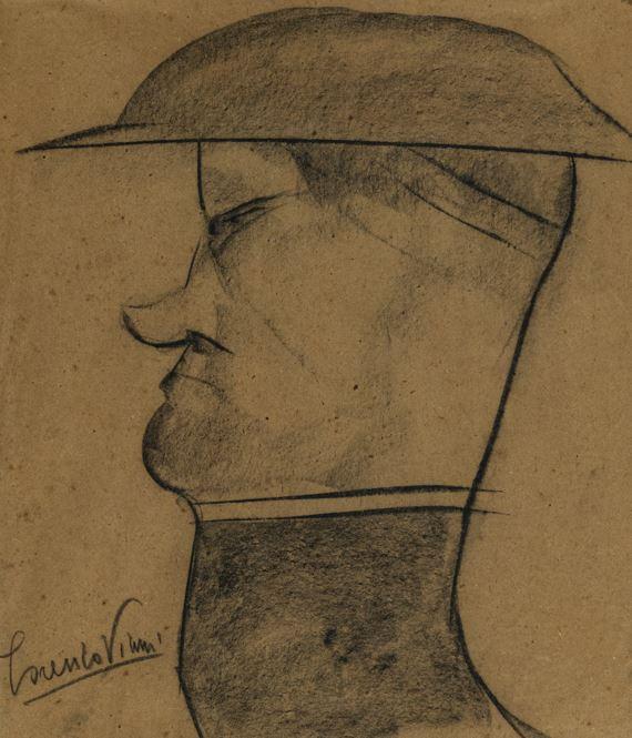 Lorenzo Viani - Figura