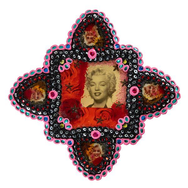 Omar Ronda - Marilyn iron frozen
