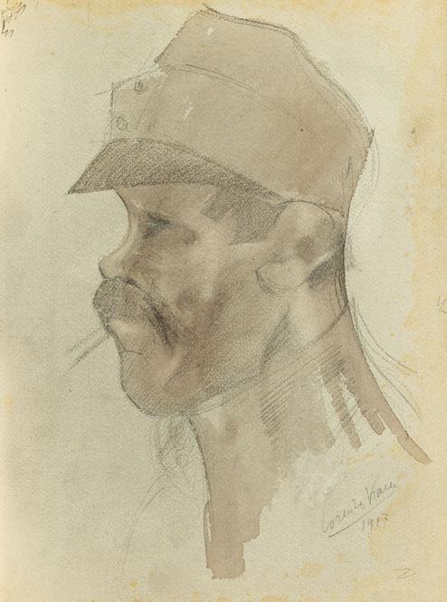 Lorenzo Viani - Soldato Austriaco