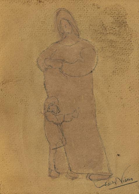 Lorenzo Viani - Maternità