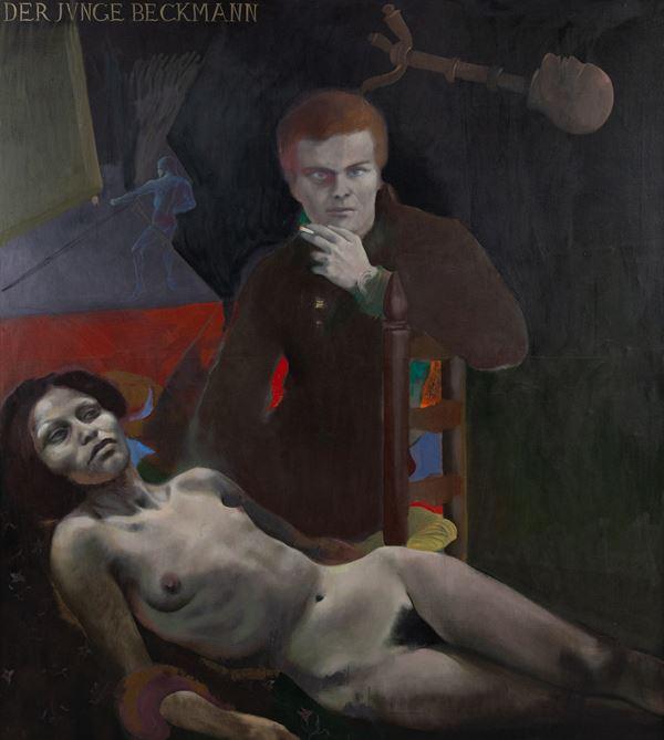 Ugo Attardi - Der Jvnge Bechmann