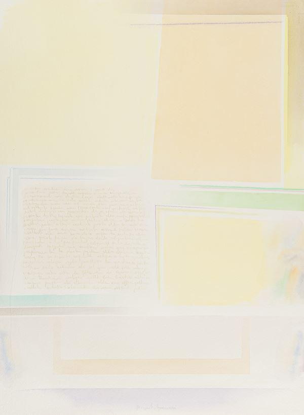 Riccardo Guarneri - Molto costruito con luce gialla