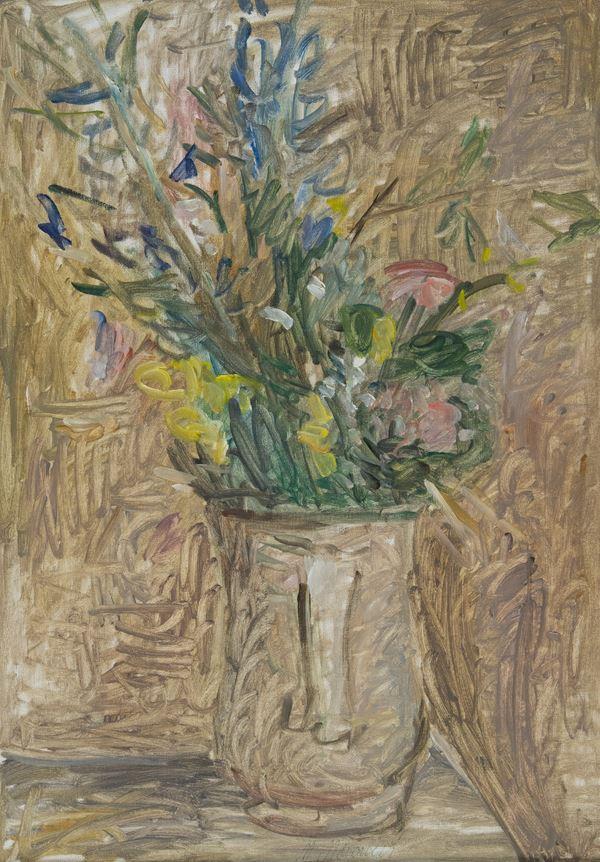 Mario Marcucci - Vaso di fiori