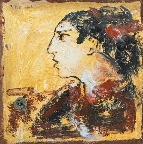 Alessandro Kokocinski - Volto di donna