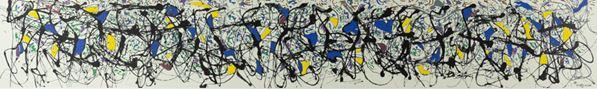 Jackson Pollock - Summertime