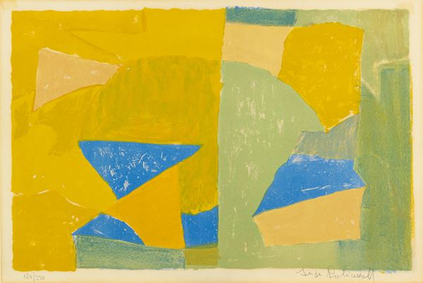 Serge Poliakoff - Composition
