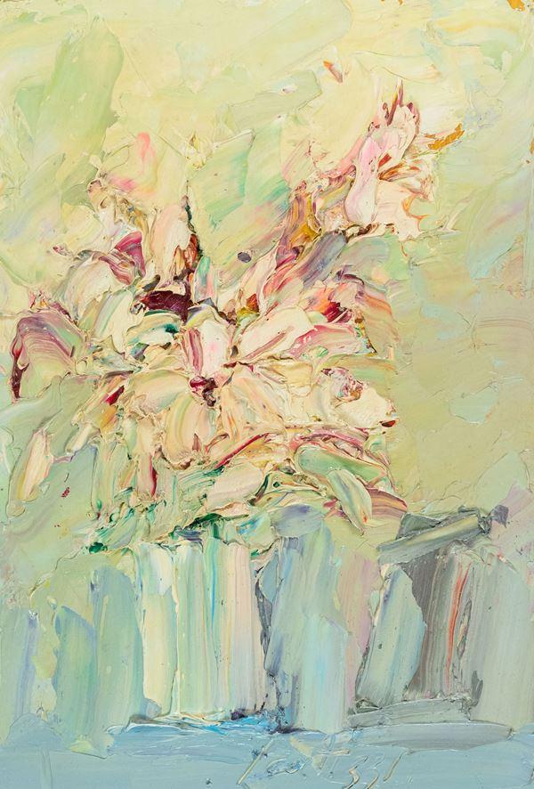 Sergio Scatizzi - Vaso di fiori