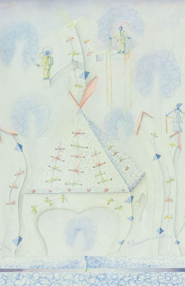 Dante Cucurnia - Integrazione artistica