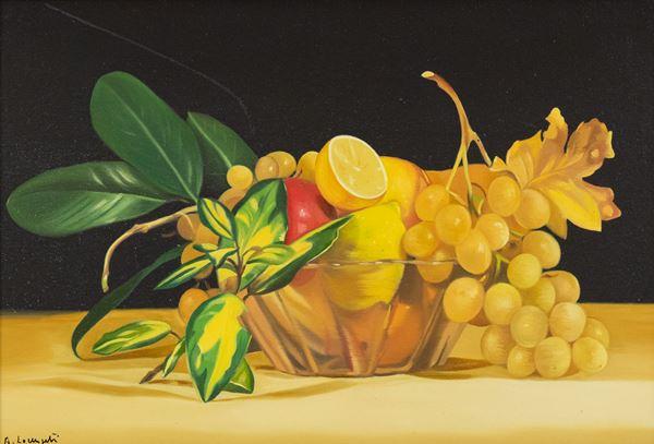 Adolfo Lorenzetti - Composizione