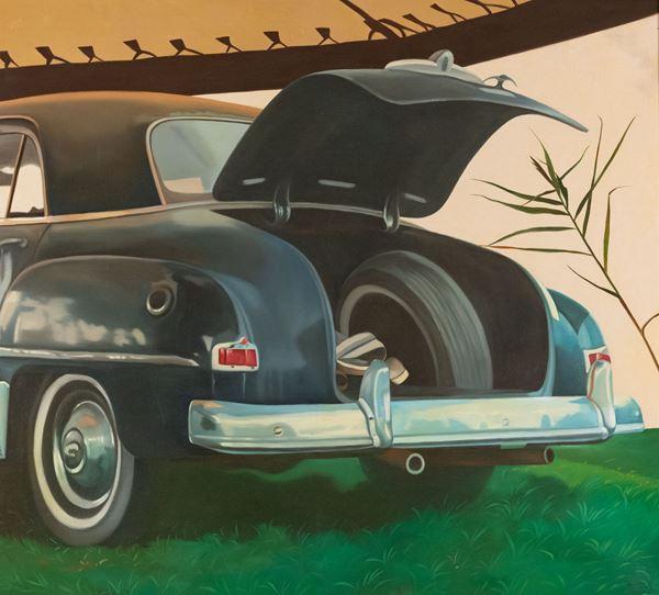 Adolfo Lorenzetti - Automobile