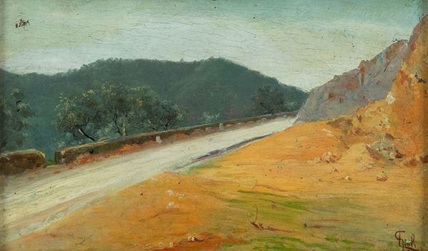 Luigi Gioli - Paesaggio