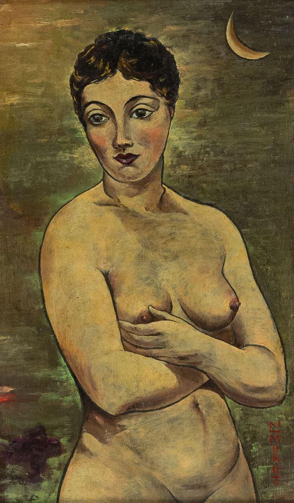 Aimé Nicolas Morot - Nudo di donna