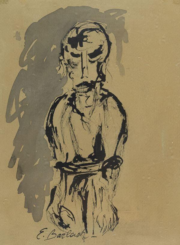 Ernst Barlach - Figura