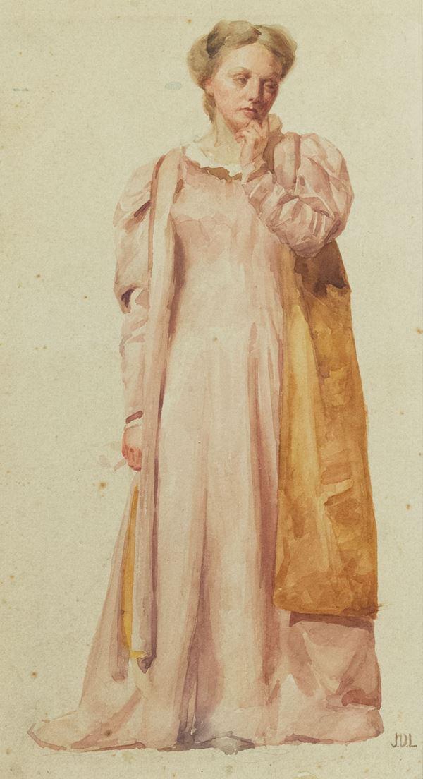 James Dromgole Linton - Figura di donna