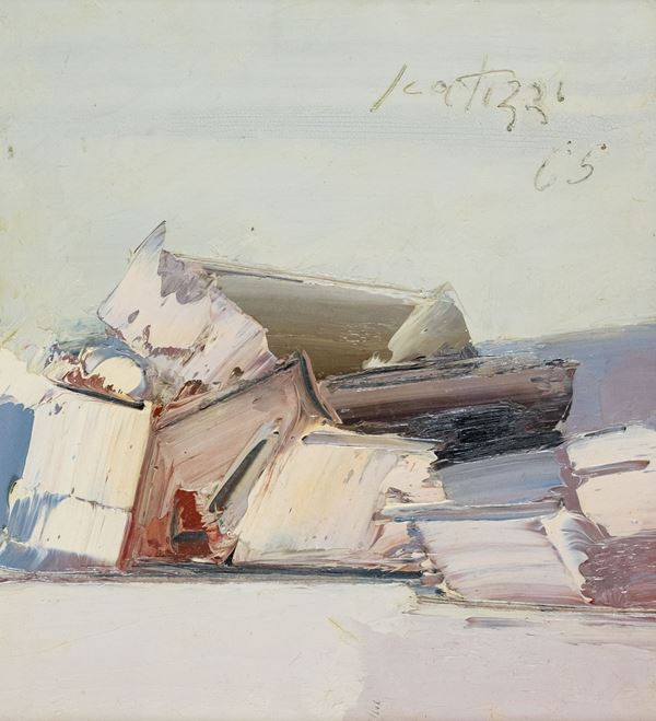 Sergio Scatizzi - Natura (Le carte)