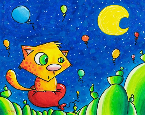 Skim - Candra e la luna nel paese dei colori