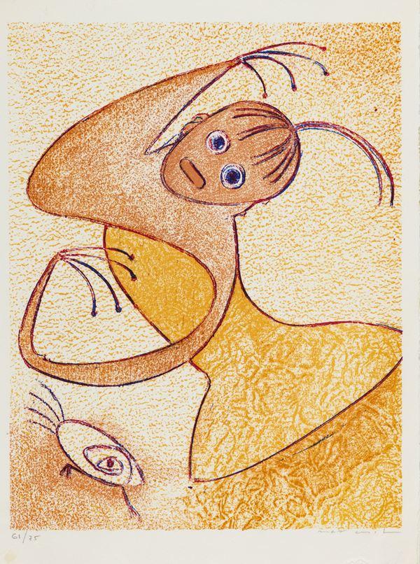 Max Ernst - Senza titolo