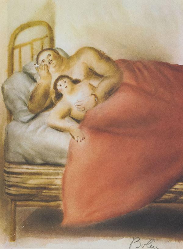 Fernando Botero - Lussuria