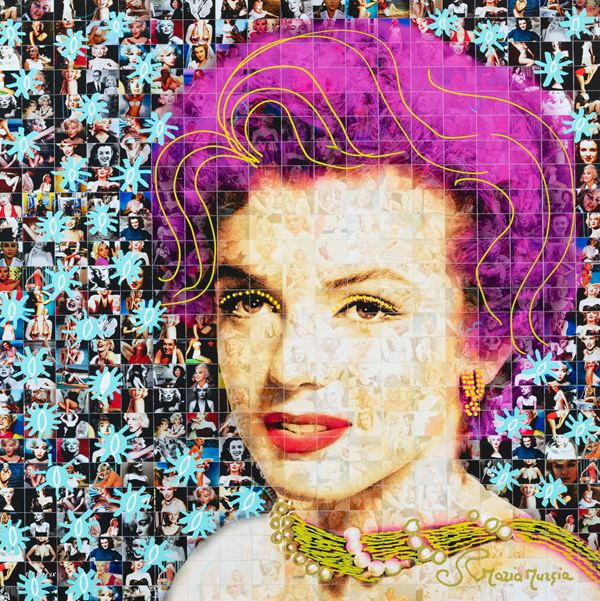 Maria Murgia - Omaggio a Marilyn Monroe