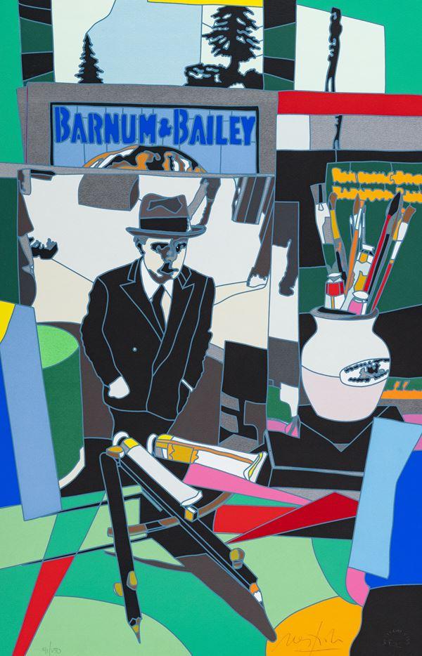 Ugo Nespolo - Barnum & Bailey