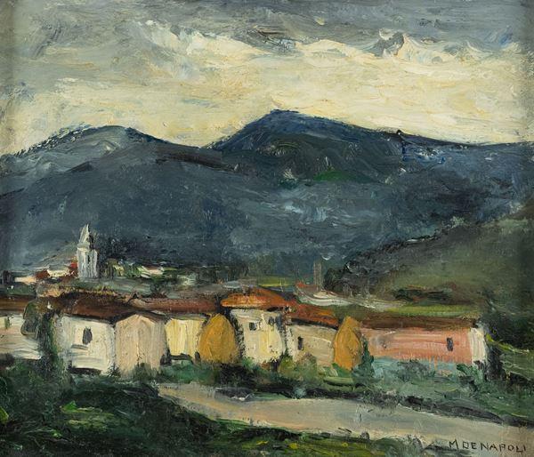 De Napoli Michele - Paesaggio