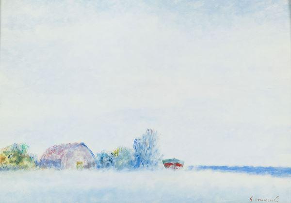 Giovanni Omiccioli - Paesaggio