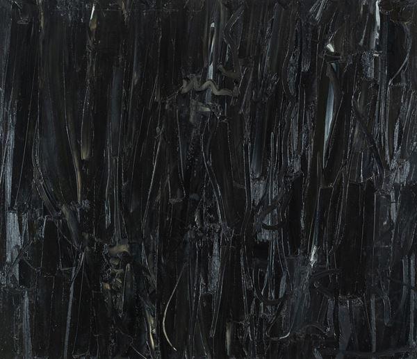 Piero Ruggeri - Nero con strisce