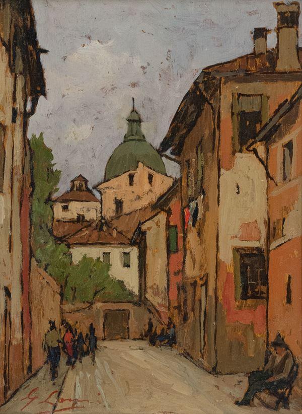 Giovanni Lomi - Vecchia Treviso