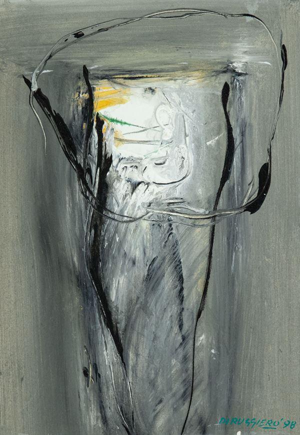 Carmine Di Ruggiero - L'ombra nell'atelier