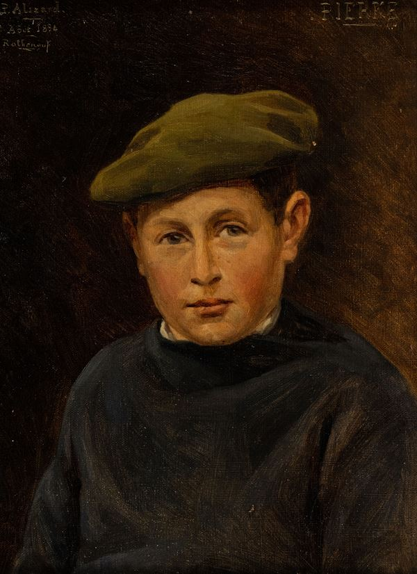 Paul Joseph Alizard - Pierre