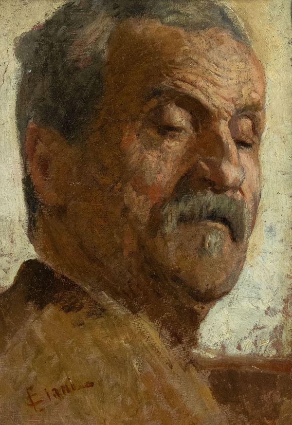 Cesare Ciani - Autoritratto