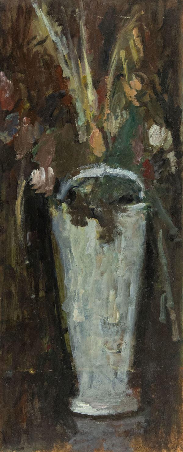 Mario Marcucci - Vaso bianco n° 29