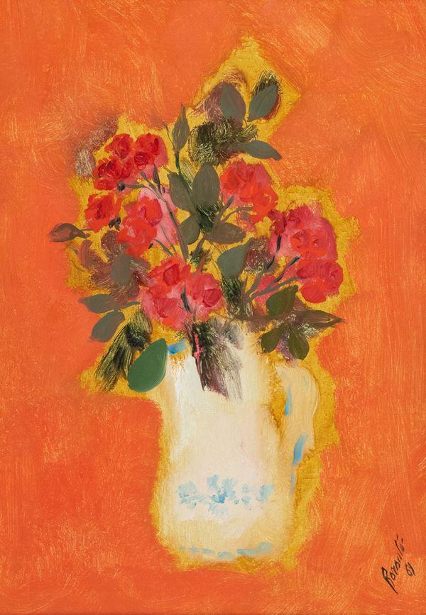 Renato Borsato - Rose in rosa