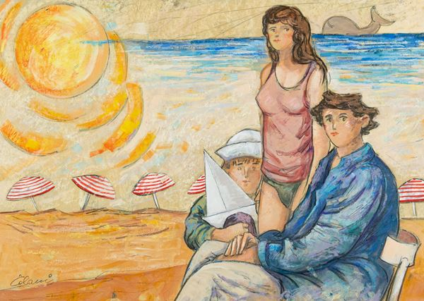 Giampaolo Talani - Un giorno d'estate
