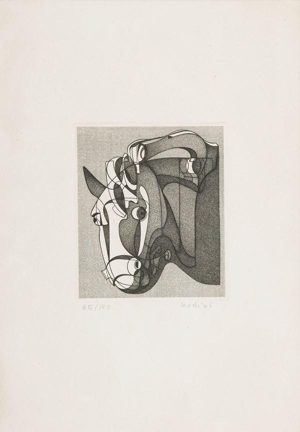 Floriano Bodini - Cavallo