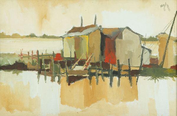 Dario Lombardi - Paesaggio