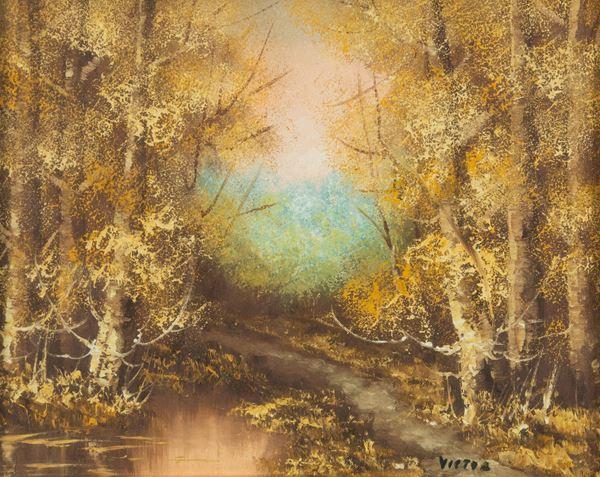 Paolo Victor Sannino - Paesaggio