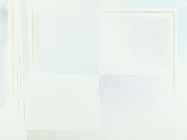 Riccardo Guarneri - Incontro tra viola e verde