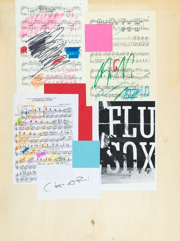 Giuseppe Chiari - Fluxus